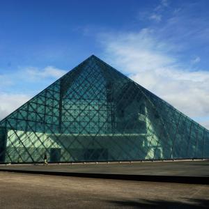 北海道旅行の旅~最終日もガンガン観光!?ガラスのピラミッドへ