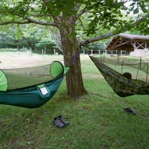 思い立ったら吉日、いつものところに予約なしでキャンプへ行ってみたら・・・