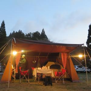 かぶとの森テラス 1周年記念アニバーサリーイベントキャンプの率直な感想