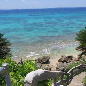 初めての沖縄で、初めての離島(久高島)へ!