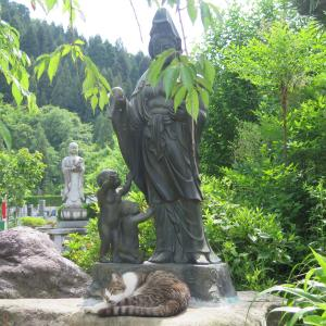 今回の車中泊旅は、福井の御誕生寺~九頭竜湖へ!