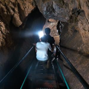 岐阜の日帰り旅行~モザイクタイルミュージアムや大滝鍾乳洞、温泉入ってサッパリ♬