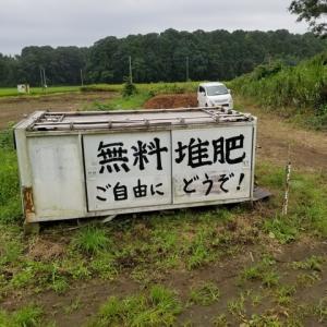 馬糞堆肥   無料  ご自由どうぞ!