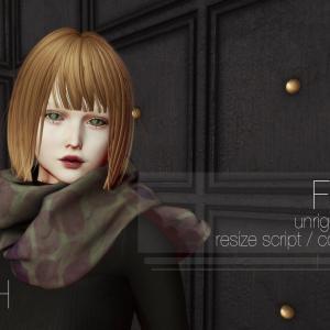 New Hair F122 at SaNaRae