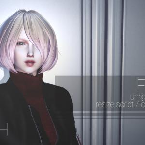 New Hair F126 at Salon 52