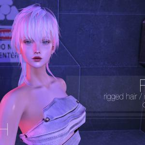 New Hair F128 at UniK
