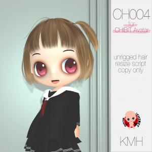 New Hair CH004 at CHIBIT COLLECTION Spring