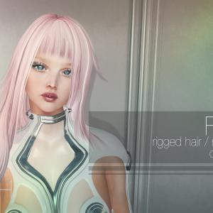 New Hair F134 at Aenigma
