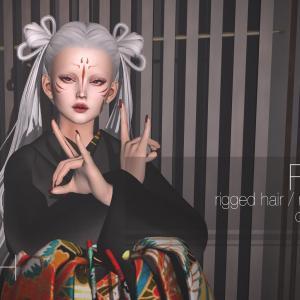 New Hair F135 at Enchantment