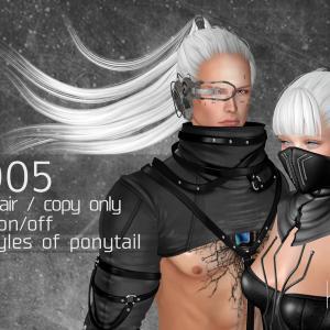 New Hair CP005 at Cyber Fair