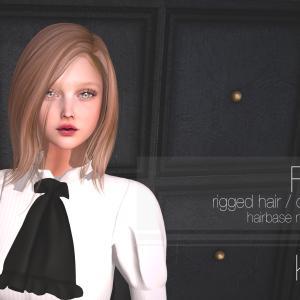 New Hair F145 at UniK