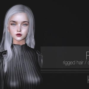 New Hair F157 at UniK