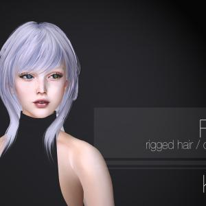 New Hair F158 at The Warehouse Sale