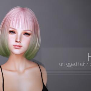New Hair F165 at UniK
