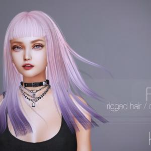 New Hair F166 and F167 at Hair Fair 2021