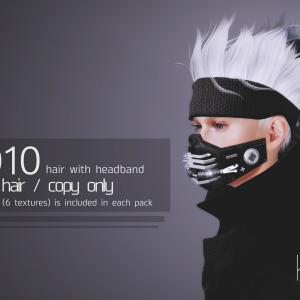 New Hair CP010 at Mainframe