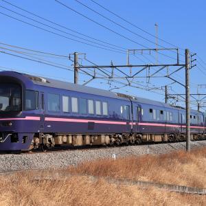[2020/02/01] EF65 2088牽引の8099レ