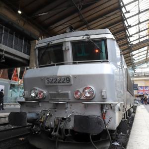[2020/03/14] パリ北駅