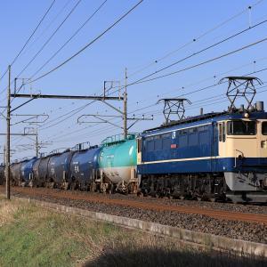 [2020/04/14] EF65 2081牽引の8179レ