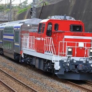 [2020/04/21] DD200-6牽引のE235系G車甲種
