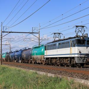 [2020/05/07] EF65 2095牽引の8179レ