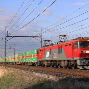 [2021/04/09] EF65 2067牽引の8179レほか