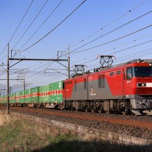 [2021/04/15] EF65 2117牽引の8179レほか