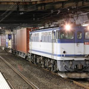 [2021/04/20] EF65 2117牽引の4073レ