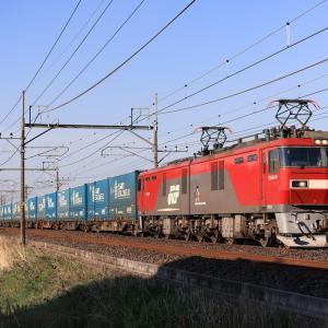[2021/04/21] EF65 2065牽引の8179レほか