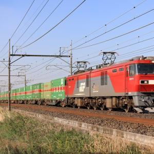 [2021/04/27] EF65 2074牽引の8179レほか