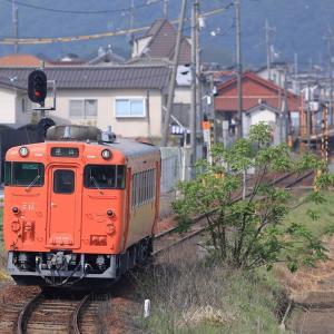 [2021/04/30] 津山線946D