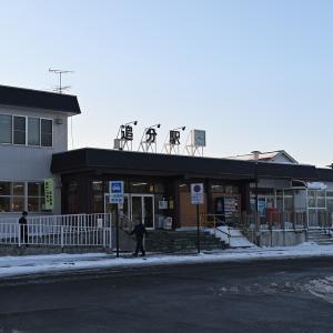 JR北海道「北の40記念入場券」の旅 その4 追分からキハ40系で苫小牧へ