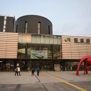 JR北海道「北の40記念入場券」の旅 その8 2日目はまず函館から七飯へ
