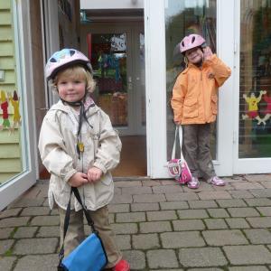 次女、幼稚園入園! 二人の園児の持ち物準備をリストアップしてみる