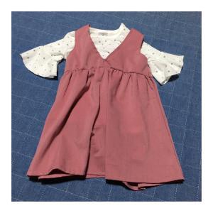 この夏の子供服を追加するならワンピースと決めました