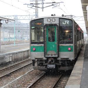 娘が12時間の長旅に耐えて鉄子に昇格!各駅停車で行く北海道⑪