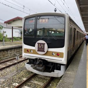 観光車両いろはで行く、JR日光線で行く日帰り旅!<乗りつぶしの旅1>
