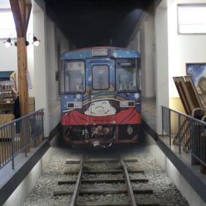 道の駅足寄はかつては鉄道の駅だった!廃線跡を楽しむ。