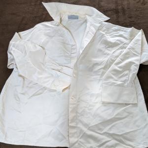 DUSANシャツ なぜ雑巾は綿なの?動物繊維と食物繊維の違い