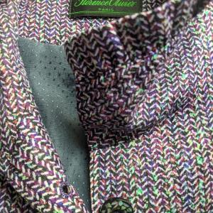 PARISジャケットシルク100パーセント いつまでも魅了される訳がある