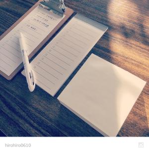 チェックリストを使って効率よく仕事を進める