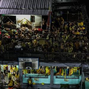 コロナ戦争フィリピン・ケソン市