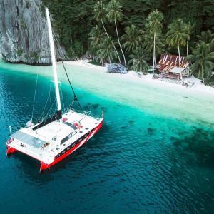 フィリピン絶景の島 パラワン島