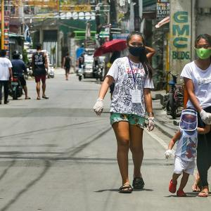 フィリピン・コロナウイルス戦争・8日の症例は2,539人