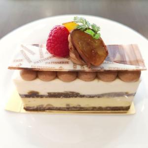 9月限定!シェラトン「トスティーナ」☆栗と洋梨のケーキ