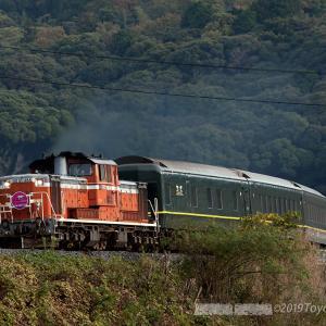 DD51牽引 特別なトワイライトエクスプレス(1)