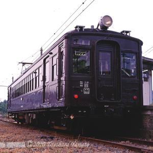 小野田線に残っていた旧国 クモハ42