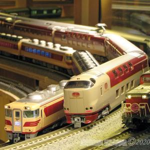 Nゲージ動画Vol.53 前面展望~山陰本線列車の往来