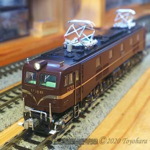 KATO EF58 61お召機 [鉄道模型&実車]