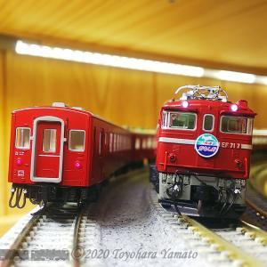 KATO 50系客車(秋田車)の整備 [鉄道模型]